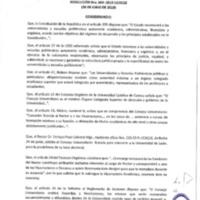 Resolución Nro. C.U. 664-2019-UCACUE