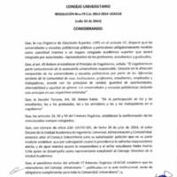 RESOLUCIÓN C.U. 079-2014-UCACUE