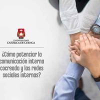 ¿Comó potenciar la comunicación interna cocreada y las redes sociales internas?