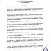 Resolución Nro. C.U. 679 -2019-UCACUE