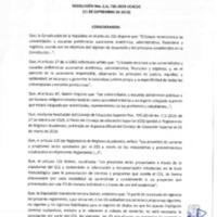 Resolución Nro. C.U. 735 -2019-UCACUE