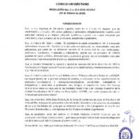 RESOLUCIÓN C.U. 313-2016-UCACUE