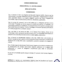 RESOLUCIÓN C.U. 162-2015-UCACUE