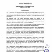 RESOLUCIÓN C.U. 323-2016-UCACUE