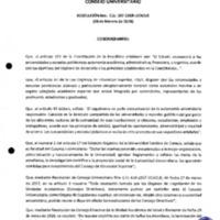 Resolución Nro. C.U. 507-2018-UCACUE