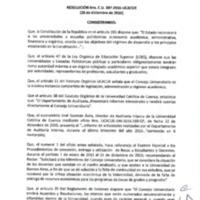 RESOLUCIÓN C.U. 387-2016-UCACUE