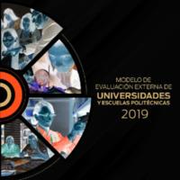 Modelo de Evaluación Externo - Universidad Católica de Cuenca