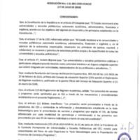 Resolución Nro. C.U. 685 -2019-UCACUE