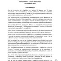 RESOLUCIÓN C.U. 174-2015-UCACUE
