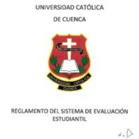 Reglamento del Sistema de Evaluación Estudiantil