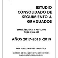 CARRERA DE PEDAGOGÍA DE LA ACTIVIDAD FÍSICA