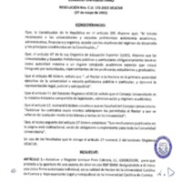 RESOLUCIÓN C.U. 172-2015-UCACUE