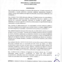 Resolución Nro. C.U. 800-2019-UCACUE