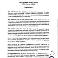 Resolución Nro. C.U. 597-2018-UCACUE