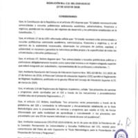 Resolución Nro. C.U. 681-2019-UCACUE