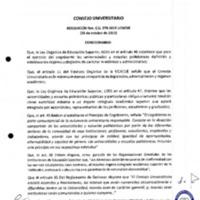 RESOLUCIÓN C.U. 276-2015-UCACUE