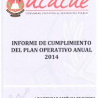 EVALUACION ANUAL POA 2014.pdf