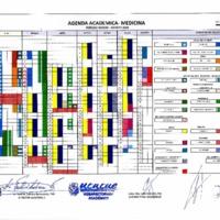 Calendario Académico - Carrera de Medicina