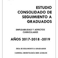 CARRERA DE  ODONTOLOGÍA