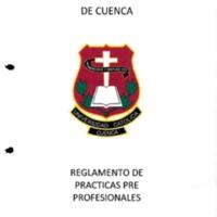 Reglamento de Prácticas Pre Profesionales de la UCACUE