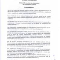 RESOLUCIÓN C.U. 381-2016-UCACUE