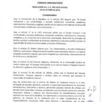 Resolución Nro. C.U. 789-2019-UCACUE