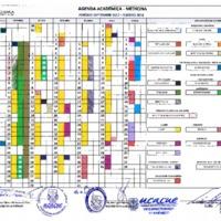 Agenda Académica - Medicina