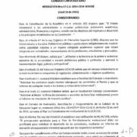 RESOLUCIÓN C.U. 047-2014-UCACUE