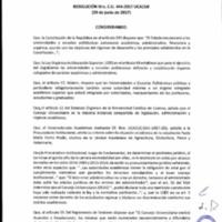 RESOLUCIÓN C.U. 444-2017 - UCACUE