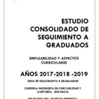 CARRERA DE INGENIERÍA EN CONTABILIDAD Y AUDITORÍA
