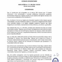 RESOLUCIÓN C.U. 340-2016-UCACUE