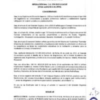 RESOLUCIÓN C.U. 259-2015-UCACUE