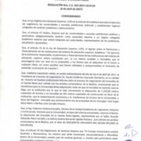 RESOLUCIÓN C.U. 424-2017-UCACUE