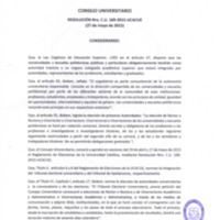 RESOLUCIÓN C.U. 169-2015-UCACUE