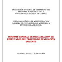F-DO-54 Informe de socialización de evaluación docente Contabilidad y Auditorìa A.pdf