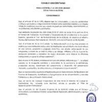 RESOLUCIÓN C.U. 309-2016-UCACUE