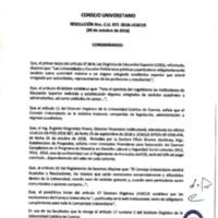 Resolución Nro. C.U. 572-2018-UCACUE