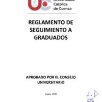 REGLA. SEGUIM. A GRADUADOS 2020.PDF