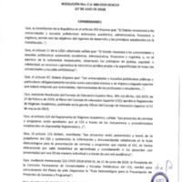 Resolución Nro. C.U. 680 -2019-UCACUE
