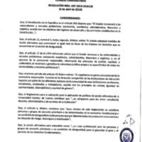 Resolución Nro. C.U. 637-2019-UCACUE