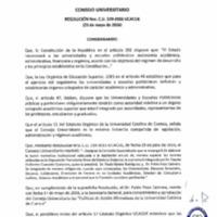 RESOLUCIÓN C.U. 339-2016-UCACUE