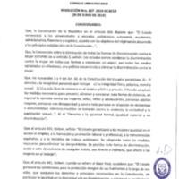 Resolución Nro. C.U. 667-2019-UCACUE