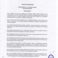 RESOLUCIÓN C.U. 166-2015-UCACUE