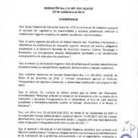 Resolución C.U. 457-2017 - UCACUE