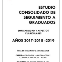 CARRERA DE COMUNICACIÓN SOCIAL