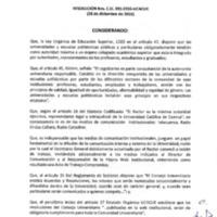 RESOLUCIÓN C.U. 391-2016-UCACUE