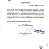 Dominios Académicos Institucionales