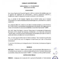 RESOLUCIÓN C.U. 273-2015-UCACUE