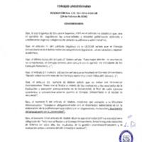 RESOLUCIÓN C.U. 307-2016-UCACUE