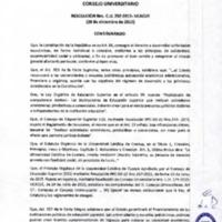 RESOLUCIÓN C.U. 292-2015-UCACUE